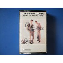 The Lounge Lizards - Fita K7, Edição De 1988