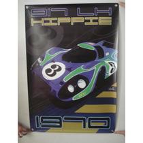 Desenho Porsche 917 Lh Martini 24hs De Le Mans 1970 Coleção