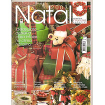 Natal 2003 - Decoração De Interiores Especiais