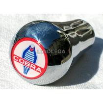 Manopla De Câmbio Cobra Ac Shelby Kitcar V8 302 427 Nova!