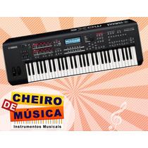 Teclado Yamaha Mox6 Na Cheiro De Música Loja Autorizada !!