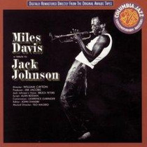 **miles Davis **tribute To Jack Johnson **cd