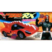 Kamen Rider Black Rx Raidron Movido A Fricção - Lacrado