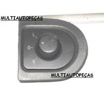 Botão Do Retrovisor Eletrico Do Painel Do Gol G5 Saveiro