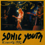 Sonic Youth -europe 1992-live Cd Original Raro Fora De Catál