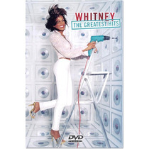 Dvd Whitney -the Greatest Hits -raridade