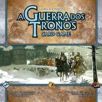 A Guerra Dos Tronos: Card Game - Galapagos
