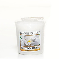 Mini Vela Yankee Candle - White Gardenia