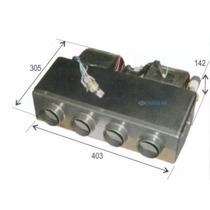 Caixa Evaporadora Do Chevette Com Conexões E Orings
