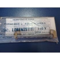 Resistencia Para Torneiras E Aquecedores Lorenzetti