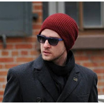 :) Gorro Modelo Estilo Justin Timberlake Touca (: