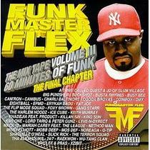 Cd Funkmaster Flex Mix Tape Vol 3 - Cam