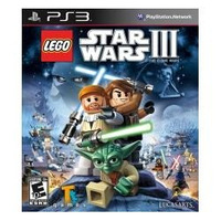 Jogo Lego Star Wars Iii The Clone Wars Pra Ps3 Playstation 3