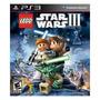 Jogo Lego Star Wars Iii The Clone Wars Pra Ps3 Playstation 3