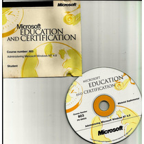 Cd Microsoft Education And Certification Windows 4.0 Student