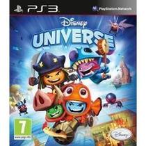 Disney Universe - Jogo Infantil Para Ps3 Frete Gratis!!!