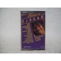 Fita Cassete Original Djavan- O Talento De Djavan