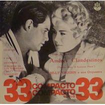 Billy Vaughn Compacto De Vinil Amores Clandestinos-mono 1962