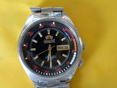 6f937bcc345 Relógio Orient Automático 5 Bar 21 Jewels Frete Grátis
