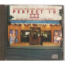 Cd Perfect 10 3 Iii - Tso Ost ( Imp Frete Gratis )