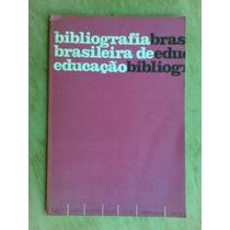 Livro - Bibliografia Brasileira De Educação - Vol 20 - N 2