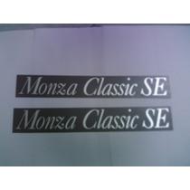 Aplique Friso Da Porta Monza Classic Se- Mmf Auto Parts.