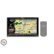 Central Multimidia Gps Car Dvd 2 Din 7 + Tv + Sd + Usb
