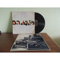 Disco Vinil Lp Roupa Nova - Luz - 1988
