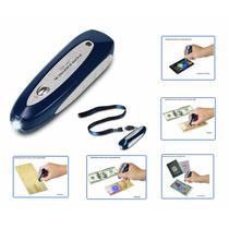 Detector Identif. Notas, Cartão, Cheque Falsos Powerpack
