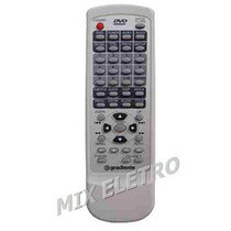 Controle Remoto Para Home Theater Gradiente Hts-521 Original