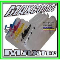 Bulk Ink Maxcombo Hp Pro 8000 8500 K8600 K550 K5300 K5400