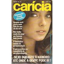 Carícia Nº 31 - Fafá De Belém - Fotonovela - Ed. Abril -1977