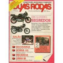 Duas Rodas N°151 Honda Cg 125 Yamaha Rd 135 Cb 450dx Dt 180z