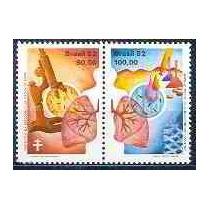 Série Cent. Descob. Bacilo De Koch - 82 - Mint -c-1248-49