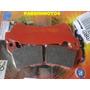 Pastilhas Diant Cb300 Xre300 Hornet Nc700 Transalp Abs