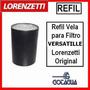 Filtro Refil Versatille Lorenzetti - Enviamos P/ Todo Brasil