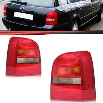 Lanterna Traseira Audi A4 Avant 95 96 97 98 99 2000 Bicolor