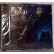 Cd Round Midnight - Trilha Sonora Original Do Filme