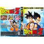 Dvd Dragon Ball Z Muita Ação E Aventura 3 Episodios