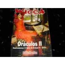 Revista Wicca 25 Oráculos 2 Bola De Cristal Nostradamus