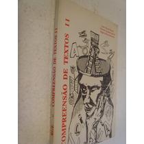 Livro Compreensão De Texto - Luiz Cruz De Oliveira