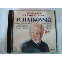 Cd Tchaikovsky (master Of Classical Music) Importado