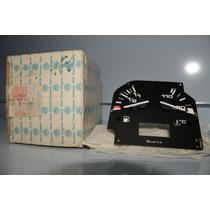 Marcador Combustivel/ Temperatura Original Vw Santana 85/96