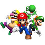 Adesivo Mario Bros Todos Os Personagens Já Vem Recortado
