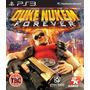 Game Ps3 Duke Nukem Forever