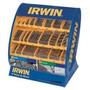 Expositor Irwin Completo 145 Brocas