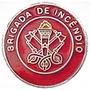 Broche, Bótton, Pin - Brigada De Incêndio