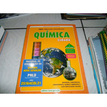 Livro Quimica Cidadã Vol.1 Manual Do Professor - Pequis