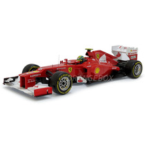 Ferrari F1 2012 Felipe Massa Hot Wheels X5521