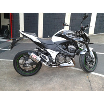 Ponteira Z800 Akrapovic Yoshimura Two Brother Imperdivel